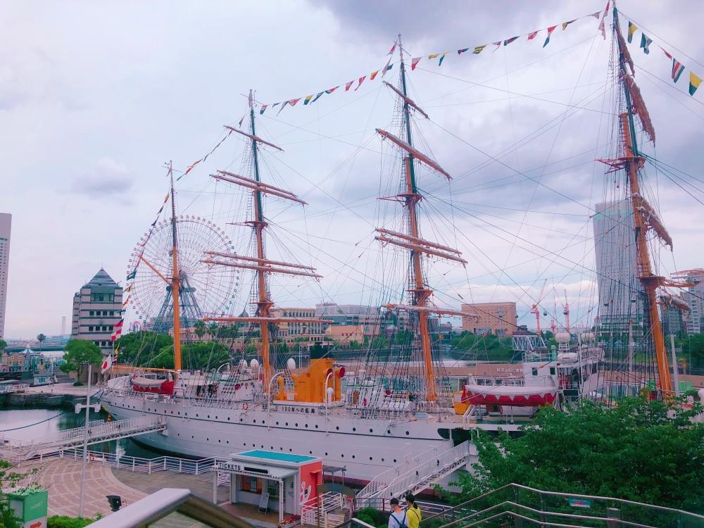 Yokohama Port Opening Day