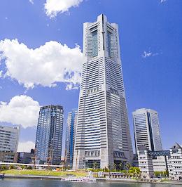 橫濱地標塔