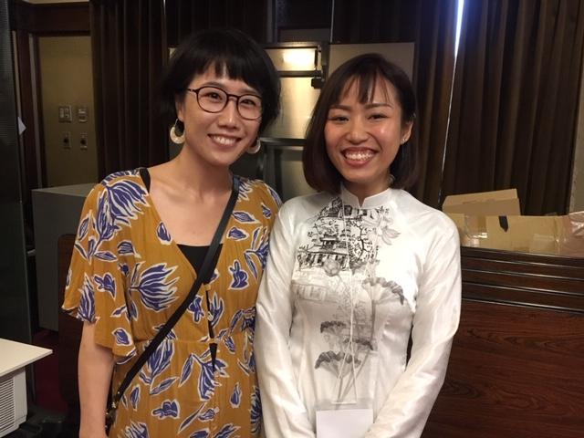 越南節慶在神奈川有2019年留學生演講大賽