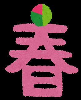 驚蟄(日本發音為Keichitsu)