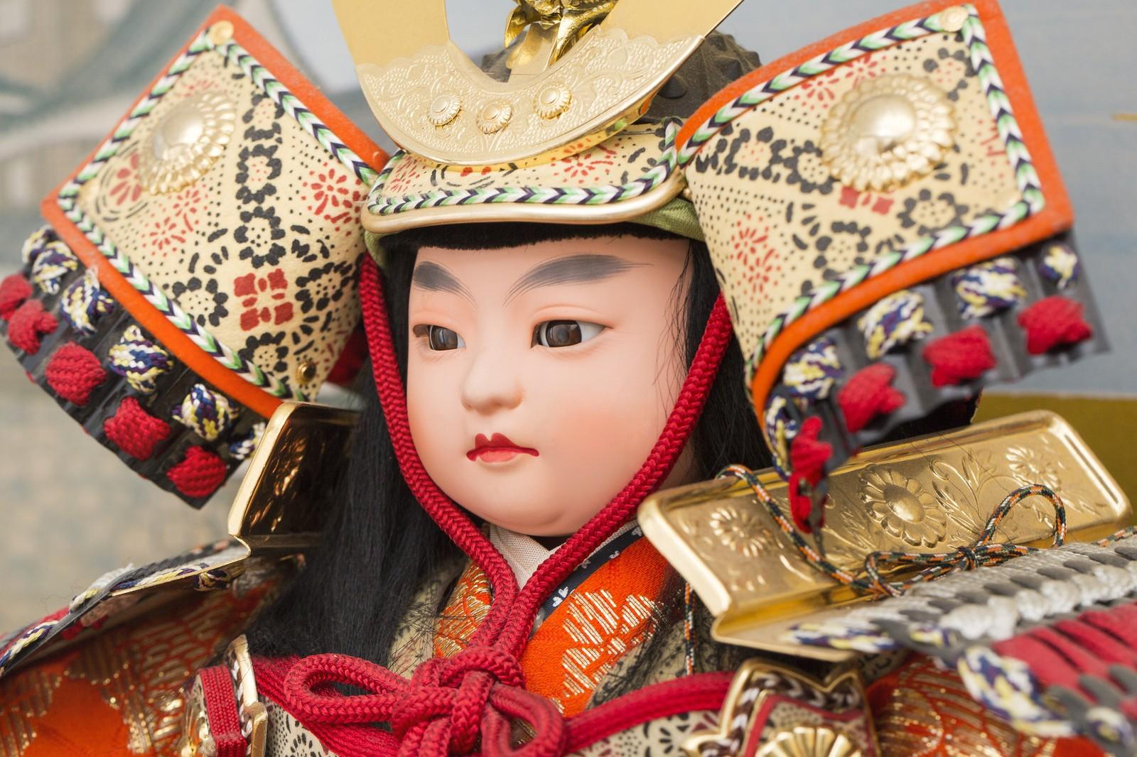 武者人形(五月人形)