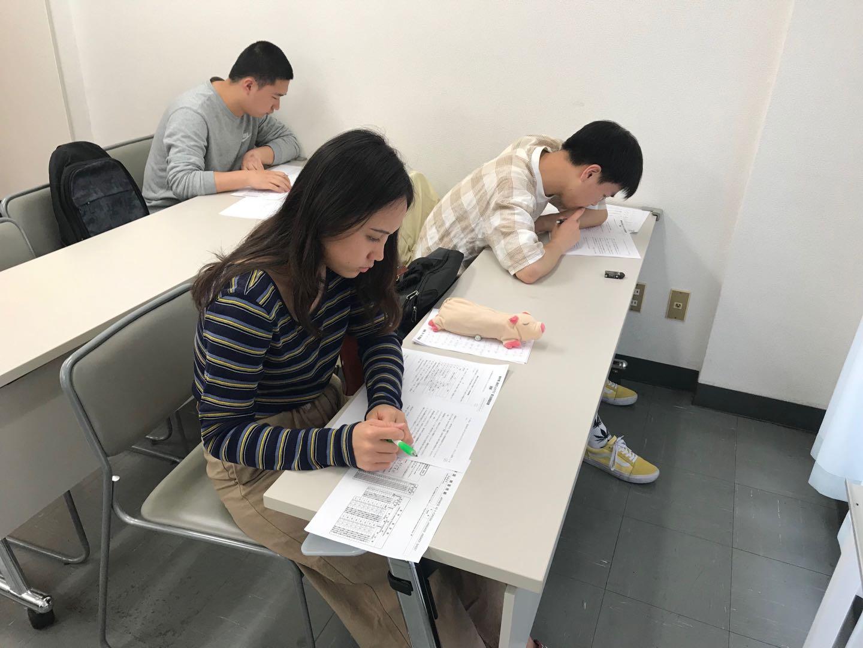 EJU模擬試験