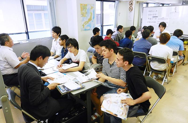 校内升学博览会